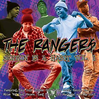 Rangers - Rangers: Vol. 1-støde er en vane [CD] USA import