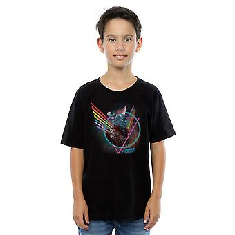 Marvel Boys Guardians of the Galaxy Neon Yondu T-Shirt