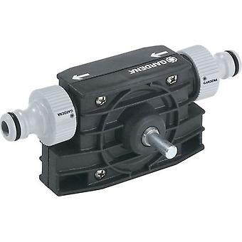 Gardena Mini-pump Adaptable to any drill. Flow max .: 2400 l / h. Max. : 3 bar. Height m