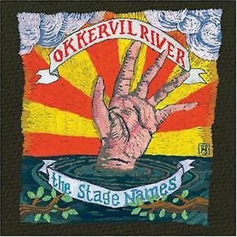 Okkervil River - Stage Names [Vinyl] USA import