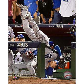 Cody Bellinger Game 3 of the 2017 National League Division Series Photo Print