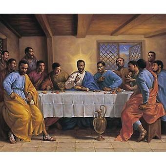 Last Supper Poster Print by Ron Jenkins (20 x 16)
