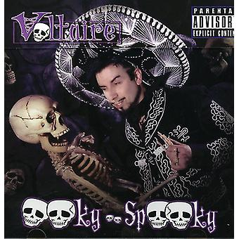 Voltaire - Ooky uhyggelige [CD] USA import