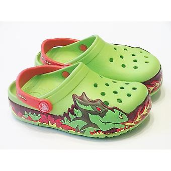 Crocs VOLT GREEN DRAGON