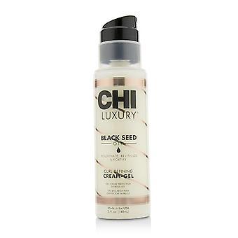 Chi luxe zwarte zaadolie Curl definiërende Cream-Gel - 148ml / 5oz