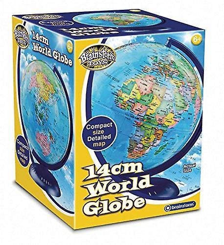 Brainstorm Toys 14 cm World Globe