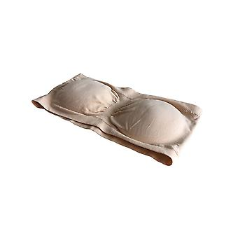 Secret Weapons SW-037 Women's Simply Shapely Nude Strapless Bandeau Bra