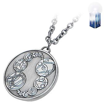 Doctor Who Master Ring Pendant Necklace