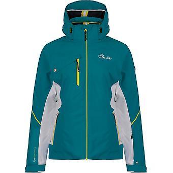 Dare 2b damskie/kobiety wyryte linie wodoodporna oddychająca Ski Kurtki