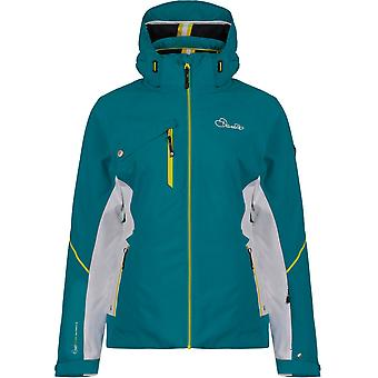 Dare 2b mujeres/señoras grabadas líneas impermeable transpirable de esquí chaqueta