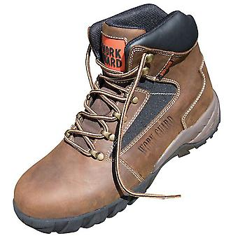 Result Mens Carrick Steel Toe & Composite Mid Safety Boot S1-P