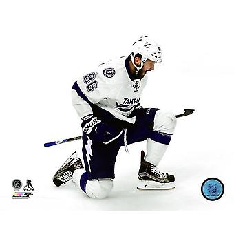 Nikita Kucherov 2015-16 akcji Photo Print