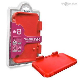 Nintendo 3DS XL batteria ricarica Dock Cradle Base - Red da Tomee