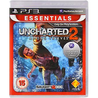 Uncharted 2 Among Thieves PlayStation 3 Essentials (PS3)