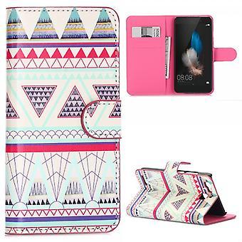 Pocket wallet premium pattern 32 for Huawei P9