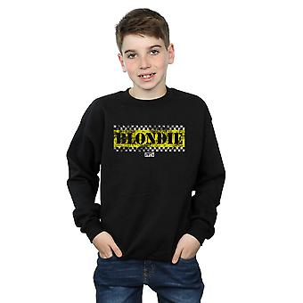 Blondie Boys Taxi 74 Sweatshirt