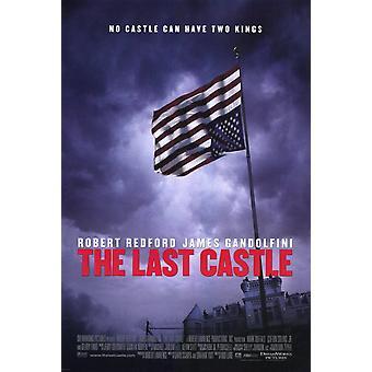 La locandina del film ultimo castello (11 x 17)
