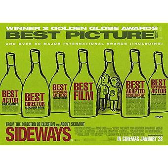 Sideways Movie Poster (11 x 17)