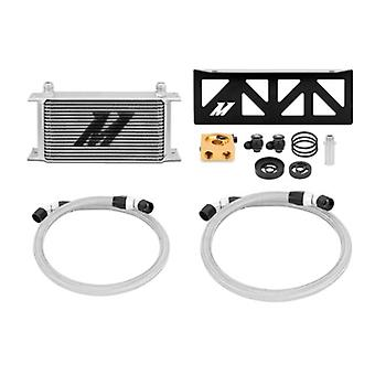 Mishimoto (MMOC-BRZ-13T) Black/Silver Thermostatic Oil Cooler Kit for Subaru BRZ/Scion FR-S