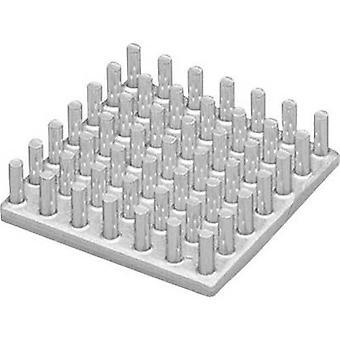 Heat sink 3.7 C/W (L x W x H) 32.7 x 32.7 x 20 mm Fischer Elektronik ICK S 32 x 32 x 20