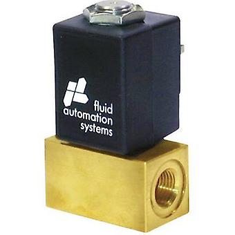 Norgren 04-211-102-21++ACC 2/2-way Directly actuated pneumatic valve 24 Vdc G 1/8 Enclosure material Brass, Stainless s