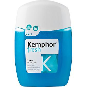 Kemphor Toothpaste 2 in 1 Fresco (Hygiene and health , Dental hygiene , Mouthwash)
