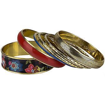 Desigual Bangle armband sieraden pulse Pack 5 caribou 17WAGOE7/2000