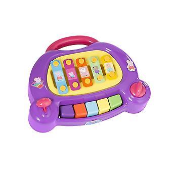Peppa Pig Toy Piano - 1 suministrada al azar