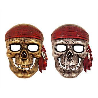 Bnov Pirate Skull Mask
