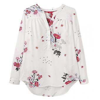 Joules Joules Rosamund Womens Pop Over Blouse S/S 19