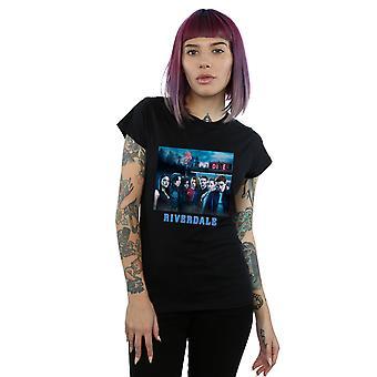 Riverdale Women's Diner affisch T-Shirt