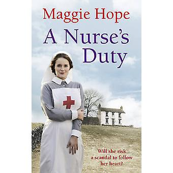 A Nurse's Duty by Maggie Hope - 9780091949150 Book