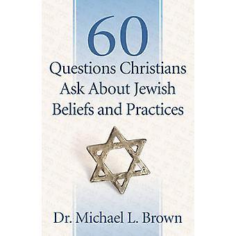 60 spørgsmål kristne bede om jødiske tro og praksis af Mic