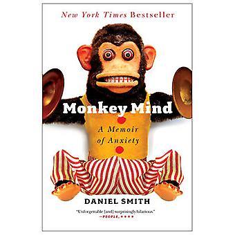 القرد العقل-مذكرات قلق دانييل سميث-كتاب 9781439177310