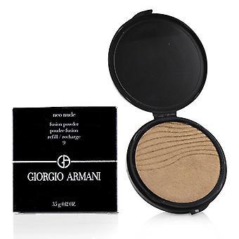 Giorgio Armani Neo Nude Fusion Powder Refill - # 9 - 3.5g/0.12oz