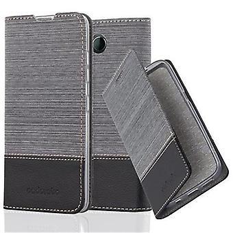 Cadorabo tapa uksessa Nokia Lumia 650 kotelon kansi-puhelimen kotelo, jossa magneetti sulkeminen, stand-toiminto ja kortti kotelon lokero-kotelo kotelo tapa uksessa tapa uksessa kirja taitto tyyli
