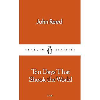 Zehn Tage, die Shook the World (Pocket Pinguine)