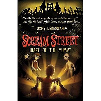 Herz der Mumie (Scream Street Serie #3)