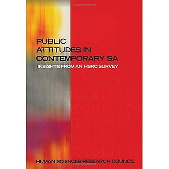 Public Attitudes in Contemporary South Africa : Insights from an HSRC Survey