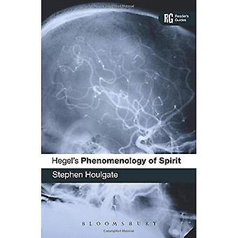 'Fenomenologia do espírito' Hegel: guia de um leitor (guias do leitor)