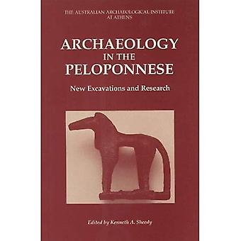 Archeologie in de Peloponnesos: nieuwe opgravingen en onderzoek