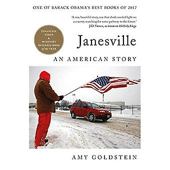 Janesville: An American Story (Paperback)