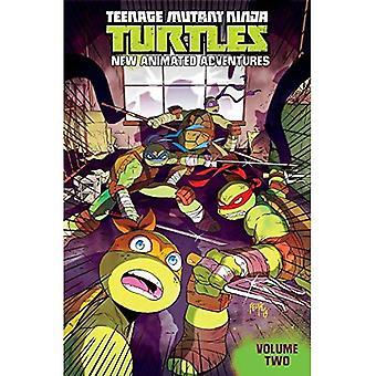 Teenage Mutant Ninja Turtles: Nouvelles aventures animées Volume 2