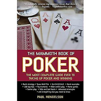 The Mammoth Book of Poker (Mammoth Book of) (Mammoth Book of)