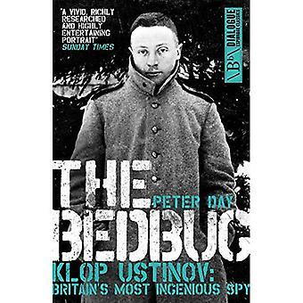 Vägglus: Klop Ustinov: Storbritanniens mest geniala Spy (dialog spionage klassiker)