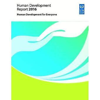 Human Development Report 2016: Human Development for Everyone