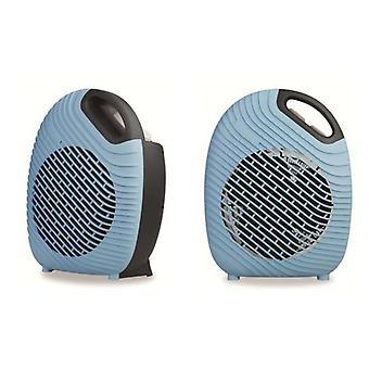 2Kw zwei Blauton Ventilator Heizung Compact stilvolle