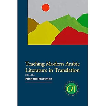 Teaching Modern Arabic Literature in Translation (Options for Teaching)