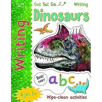 Get Set Go écrit: dinosaures