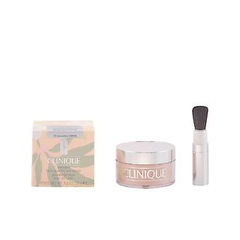 Clinique Blended Face Powder&brush #20-invisible Blend 35 Gr For Women